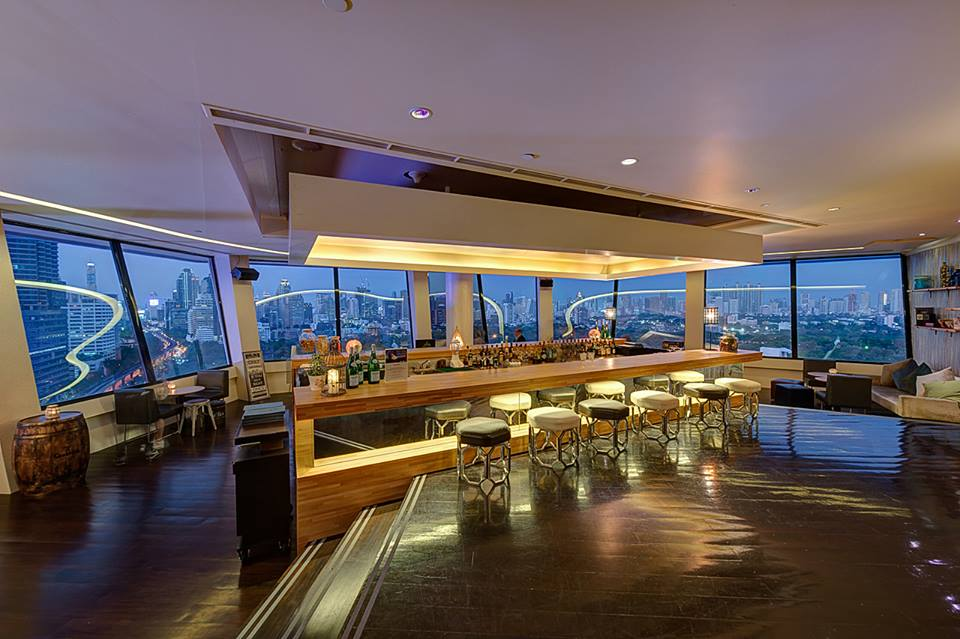 22 kitchen & bar dusit thani bangkok