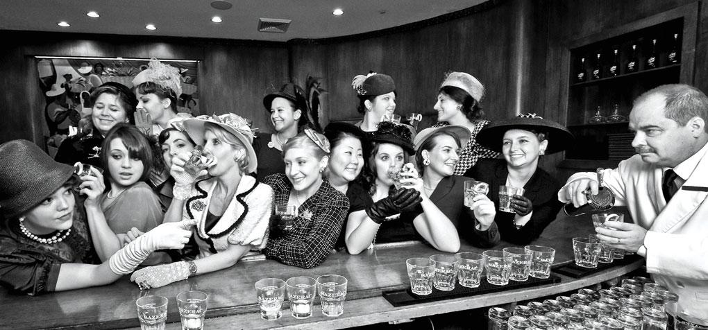 Free Flow of Drinks and Girls! 6 Ladies Nights in Bangkok