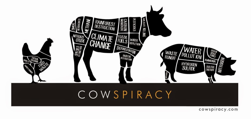 Cowspiracy screening in Bangkok