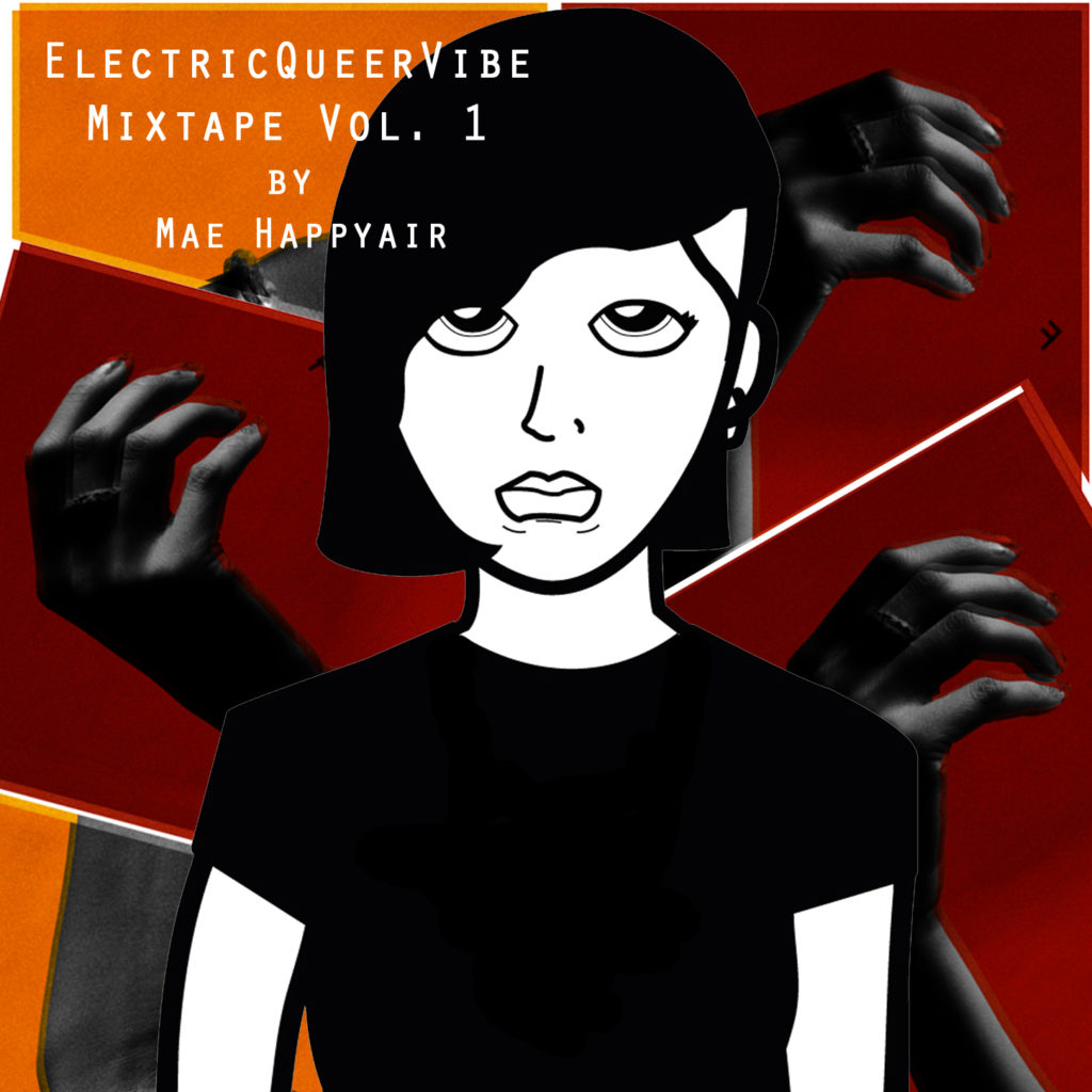 ElectricQueerVibe by Mae Happyair