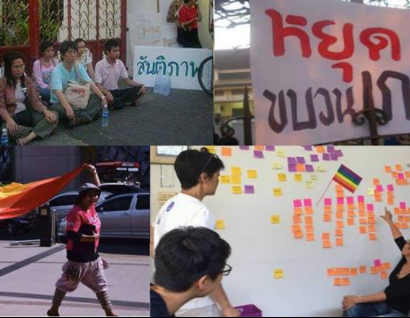 Thailand's LGBTI Rights Movement Photography Exhibition