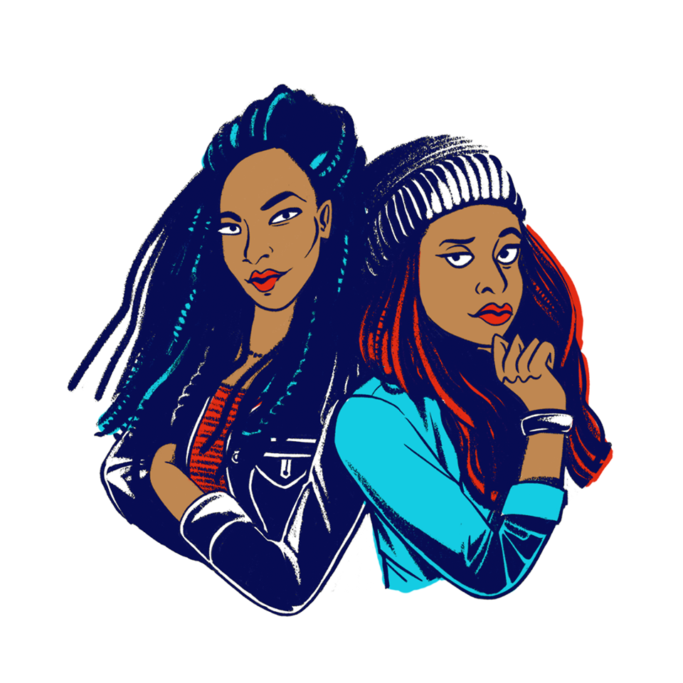 2 Dope Queens 4 Queer Friendly Podcasts