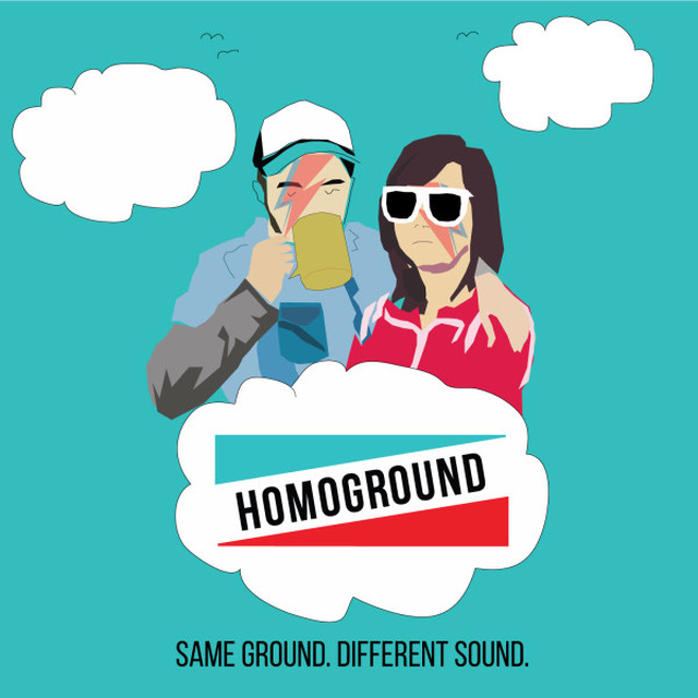Homoground 4 Queer Friendly Podcasts