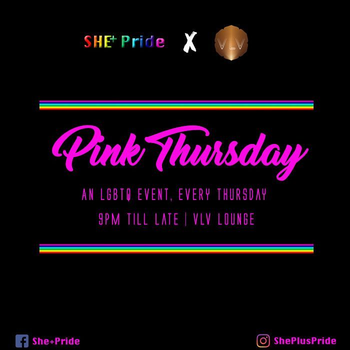 Pink Thursdays for Queer Girls in Singapore